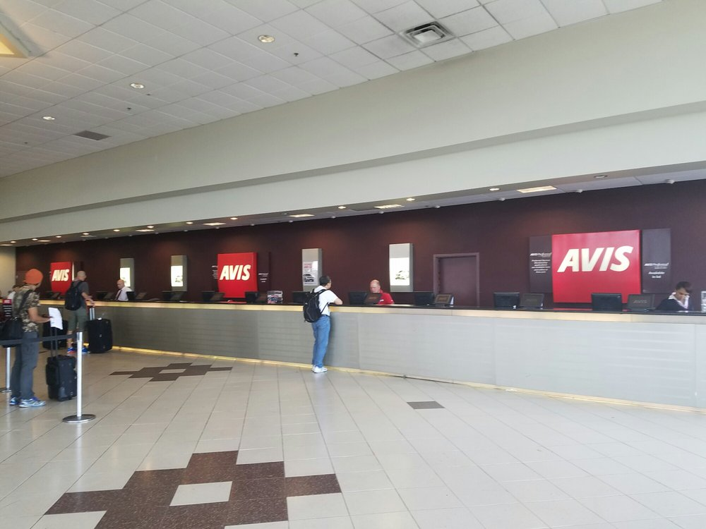 Avis Rental Cars  Car  Rapid Rewards Partners
