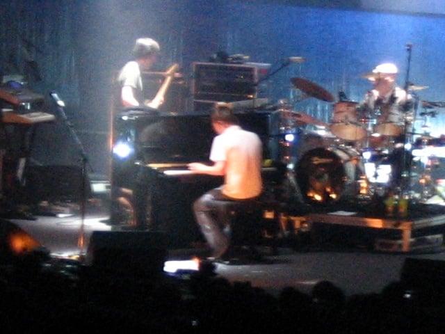 Thom Yorke On Piano Yelp