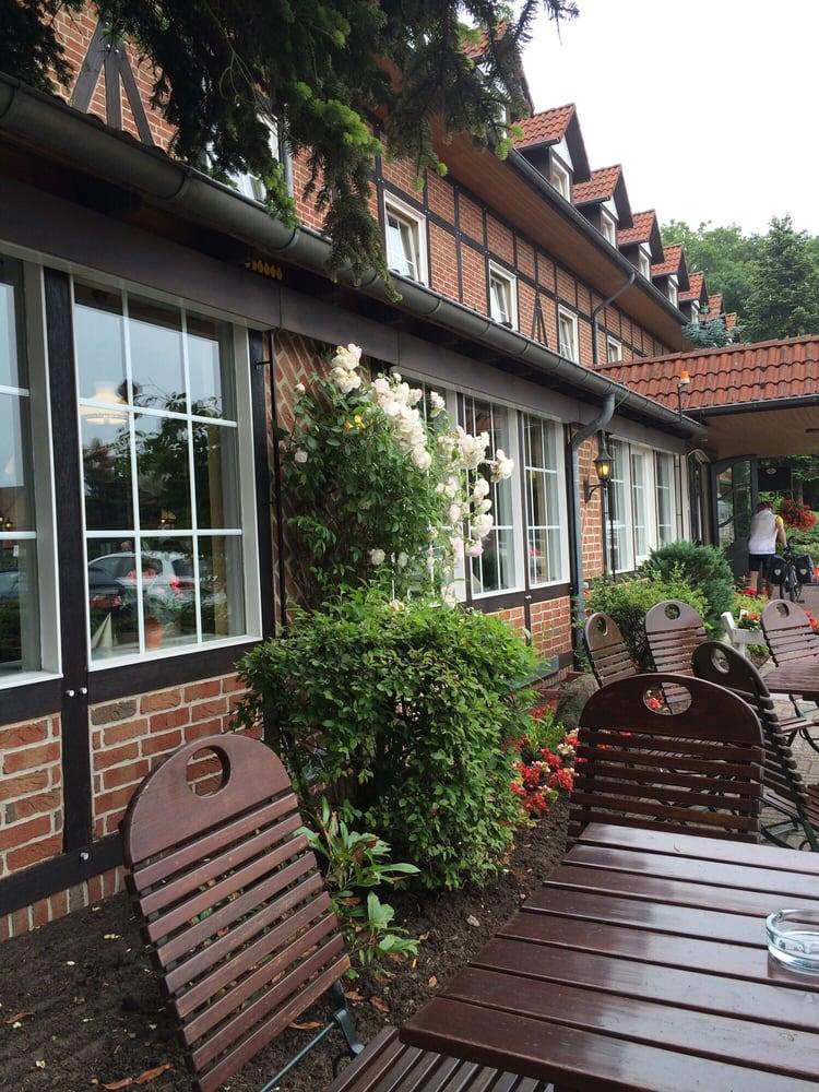 Restaurant in Haags Hotel Niedersachsenhof - German - Lindhooper Str ...