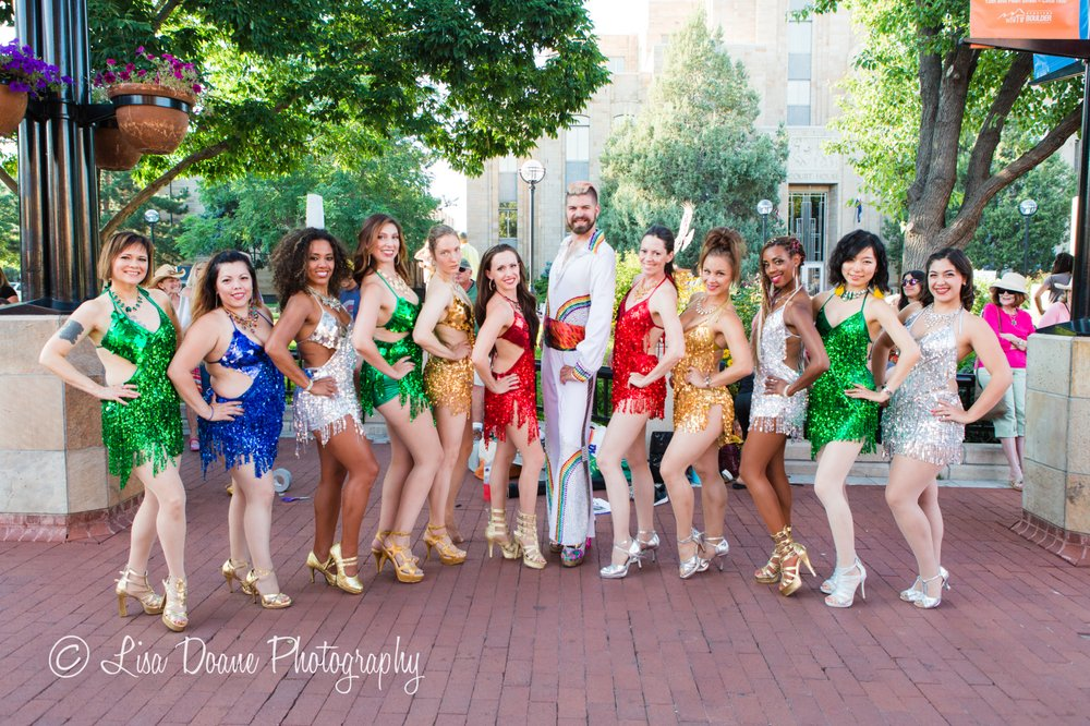 Bella Diva World Dance: 4309 E Mississippi Ave, Glendale, CO