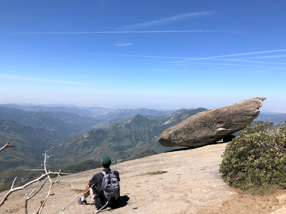 Hanging Rock: 1 Way Rd, Sequoia National Park, CA