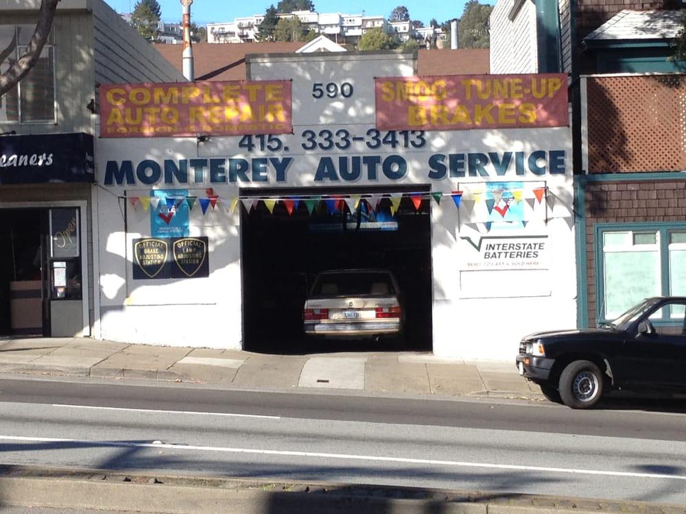 Photos For Monterey Auto Service Yelp