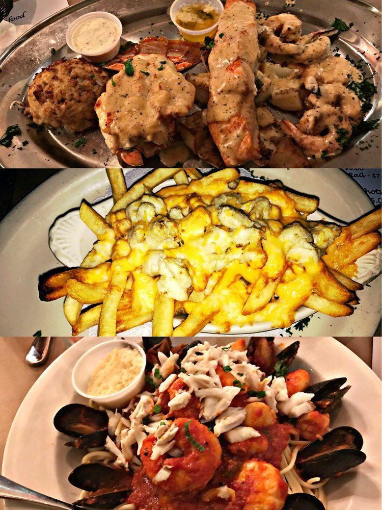Angie's Seafood: 1727 E Pratt St, Baltimore, MD