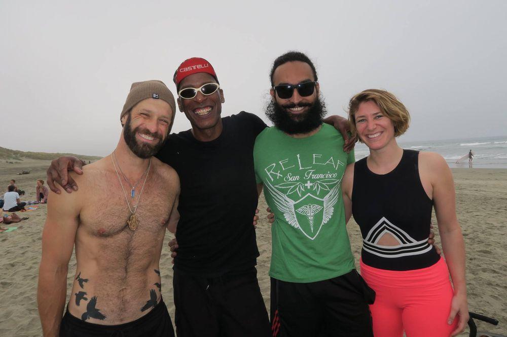 Tony Eason - Iyengar Yoga: San Francisco, CA