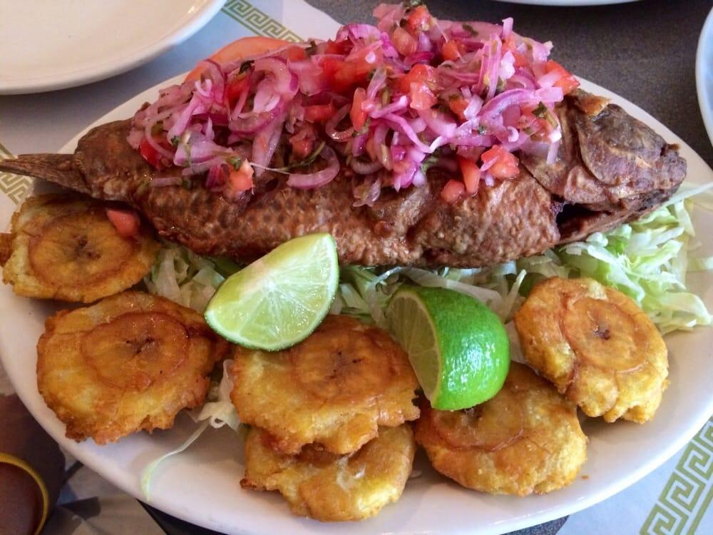 Ecuador Restaurant Near Me