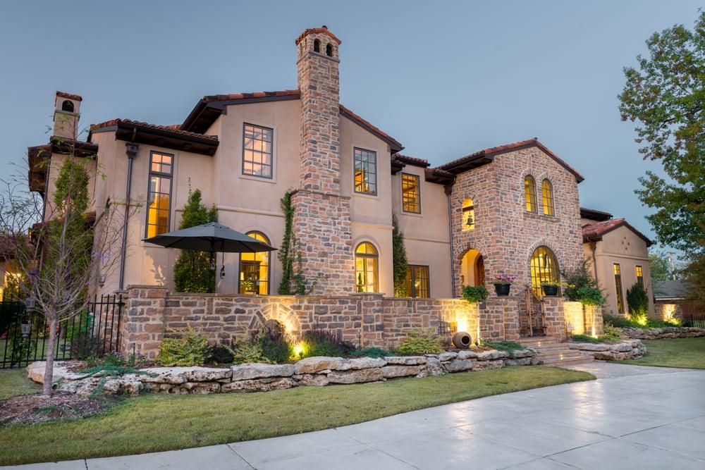 Tuscan Mansion Tulsa Oklahoma Yelp