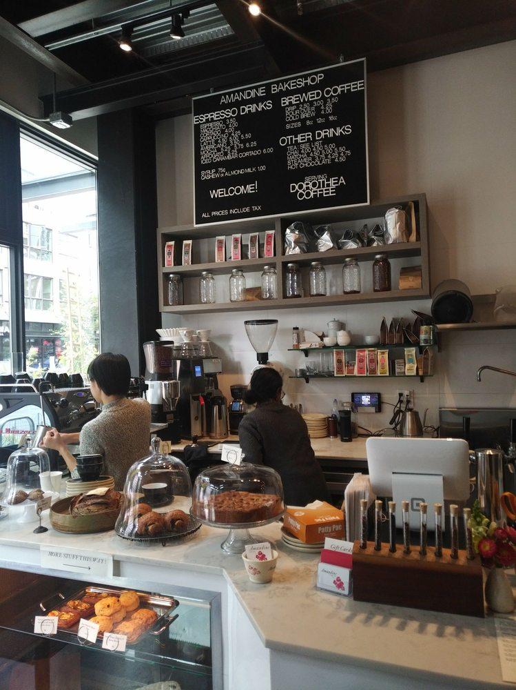 Dorothea Coffee: 1424 11th Ave, Seattle, WA