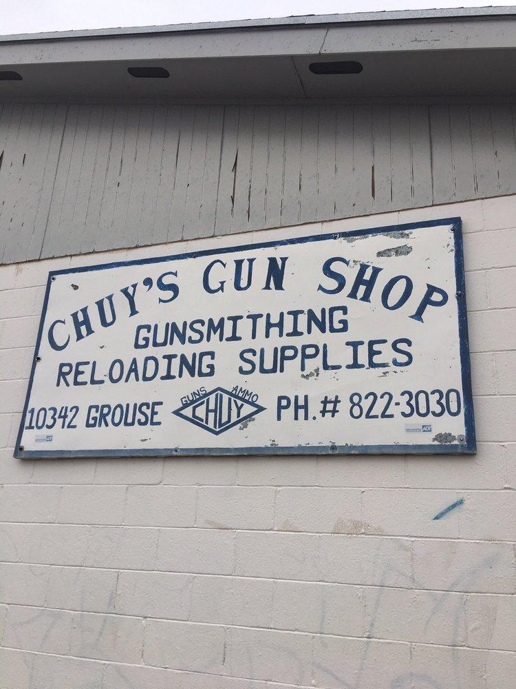 Chuy\'s Gun Shop - Guns & Ammo - 10342 Grouse Rd, El Paso, TX - Phone ...