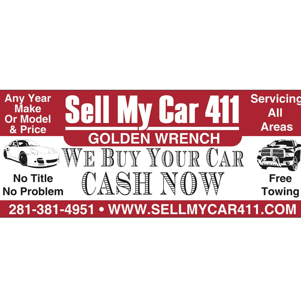 Sell My Car 411 - Car Buyers - 17341 W Little York Rd, Houston, TX ...