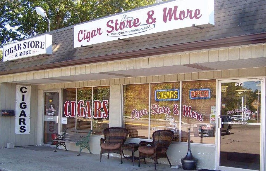 Cigar Store & More: 1293 Gold Star Hwy, Groton, CT