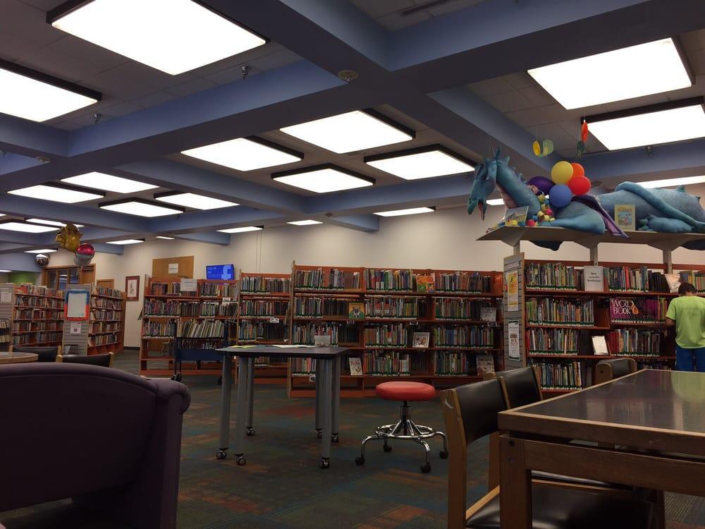Boise Public Library - Main Branch   715 S Capitol Blvd, Boise, ID, 83702   +1 (208) 972-8200