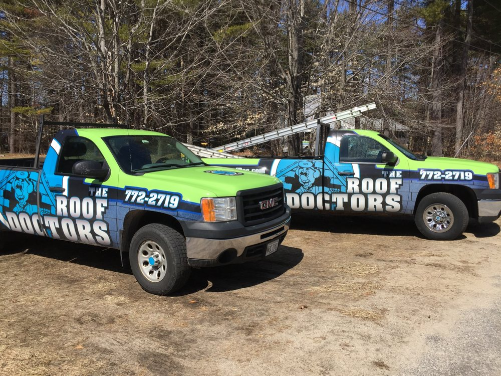 The Roof Doctors: 19 Forest Ln, Hollis Center, ME
