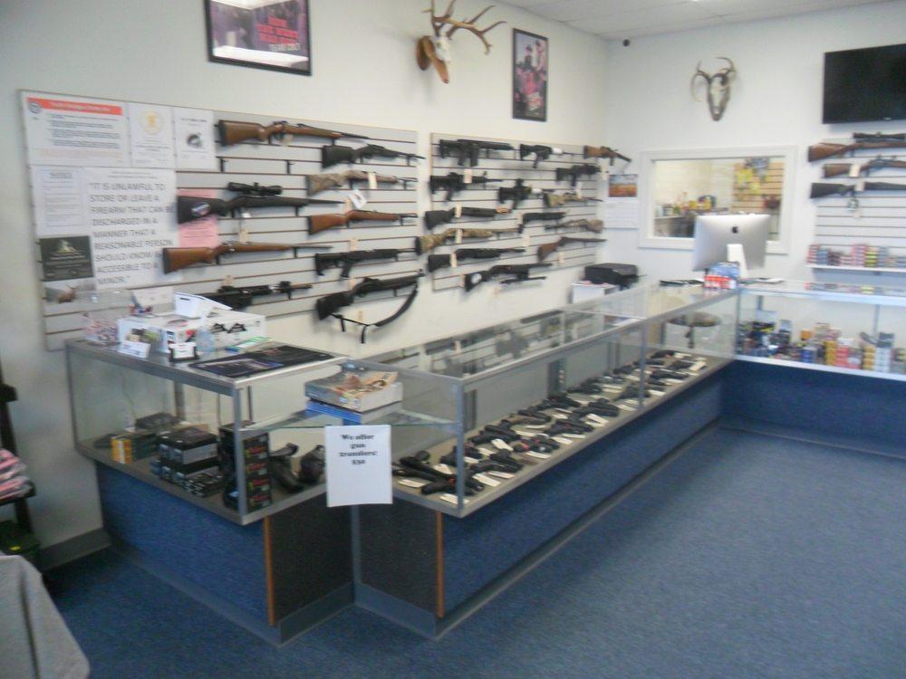 Maverick Gunworks: 134 Millstead Dr, Mebane, NC