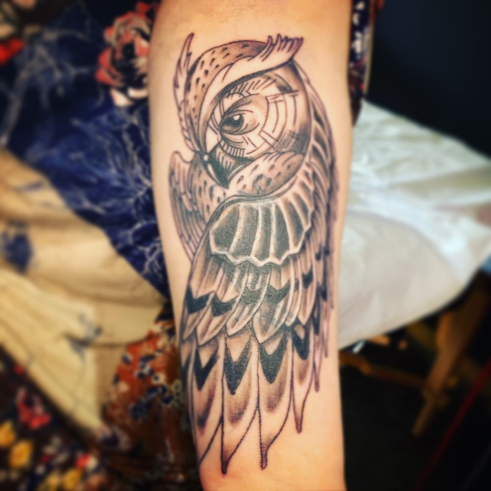 Luna Tattoo: 22705 Meridian Ave E, Graham, WA