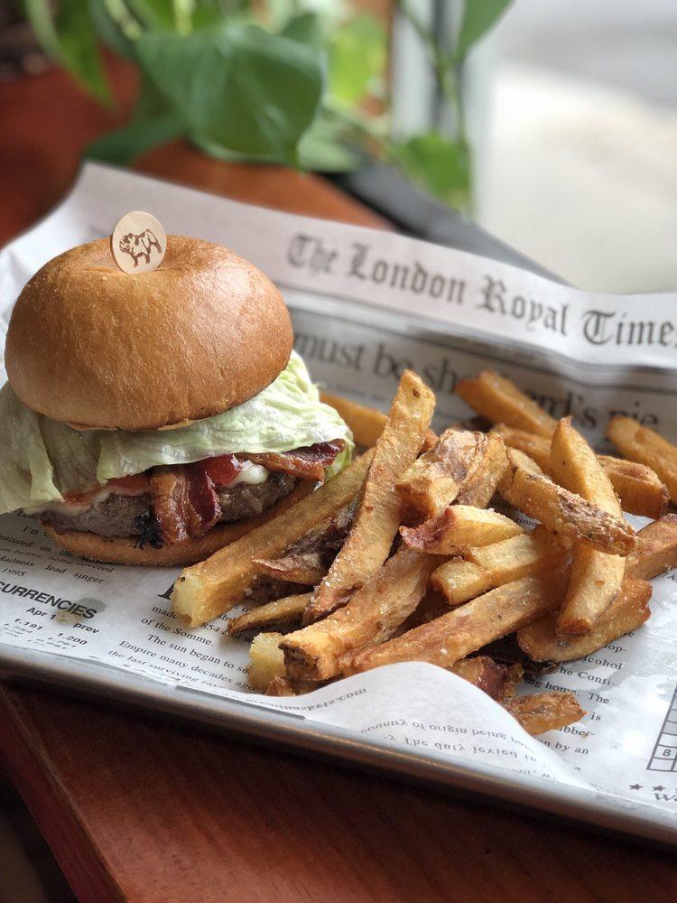 The Bulldog Pub & Grille: 108 E Main St, LaGrange, OH