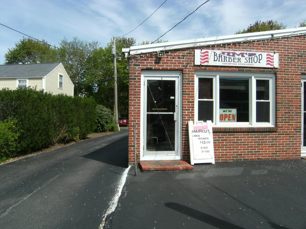 Jims Barber Shop Closed Barbers 8 Andover Rd Billerica Ma