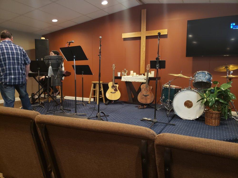 Crossroads Fellowship Church: 2425 200th St NE, Arlington, WA