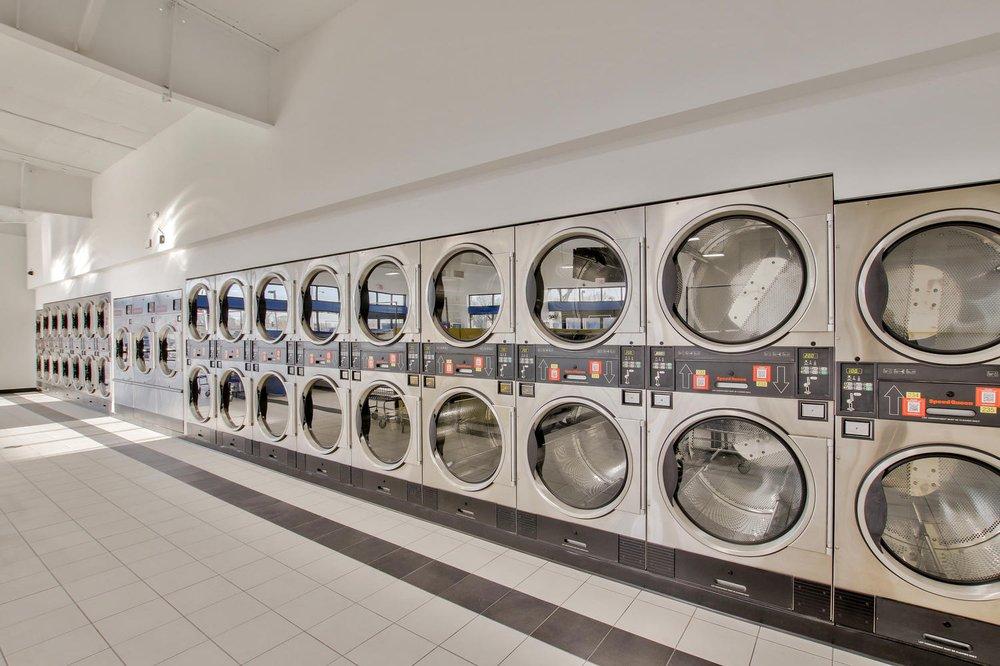 The Laundry Station: 555 S Oliver St, Wichita, KS