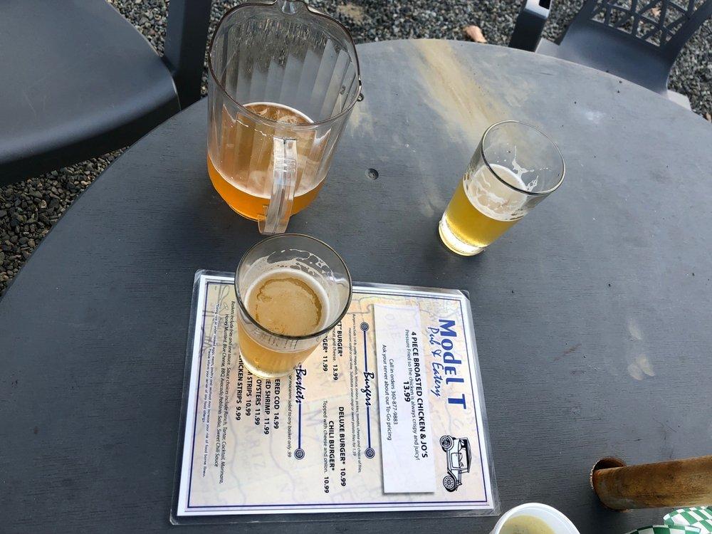 Model T Pub & Eatery: 24281 Hwy 101, Hoodsport, WA