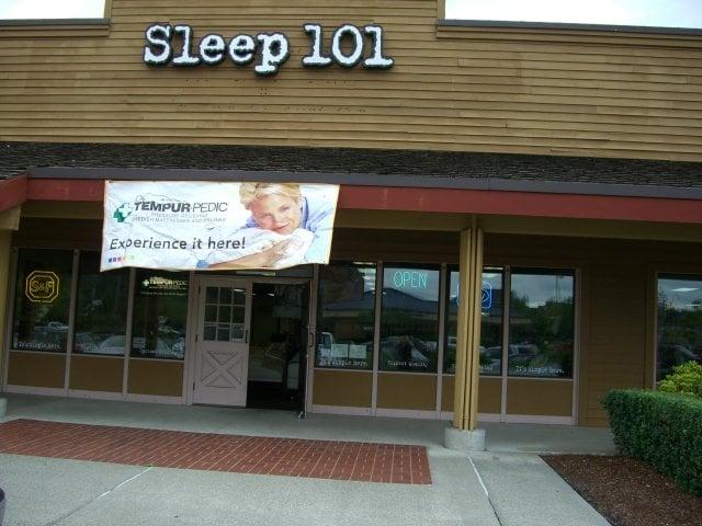 Sleep 101 Furniture Stores 8300 Aurora Ave N