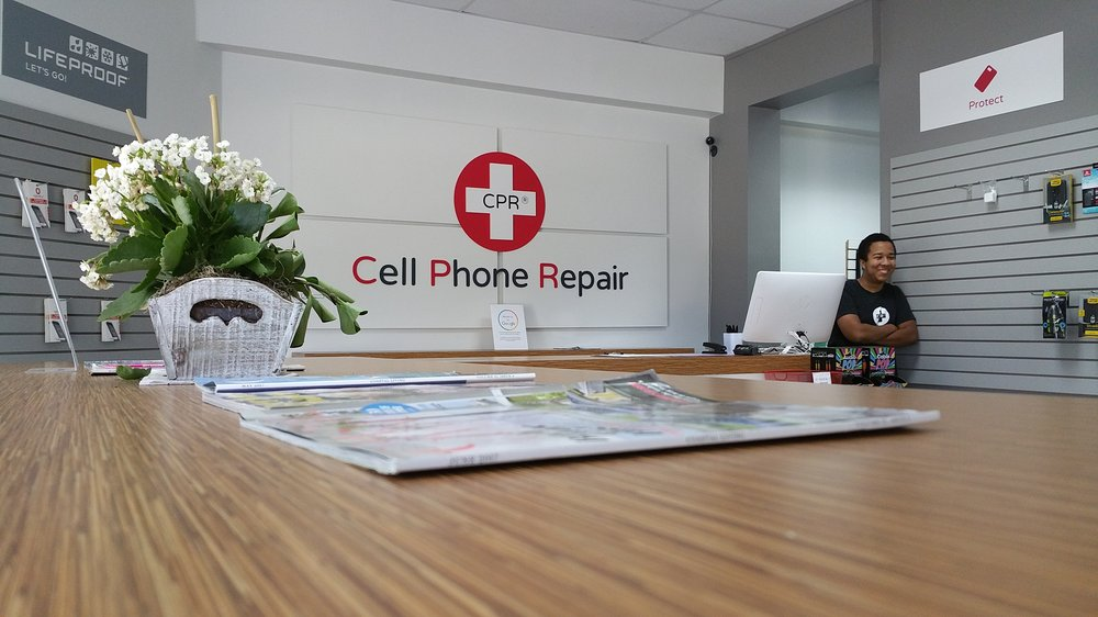 CPR Cell Phone Repair Beaufort