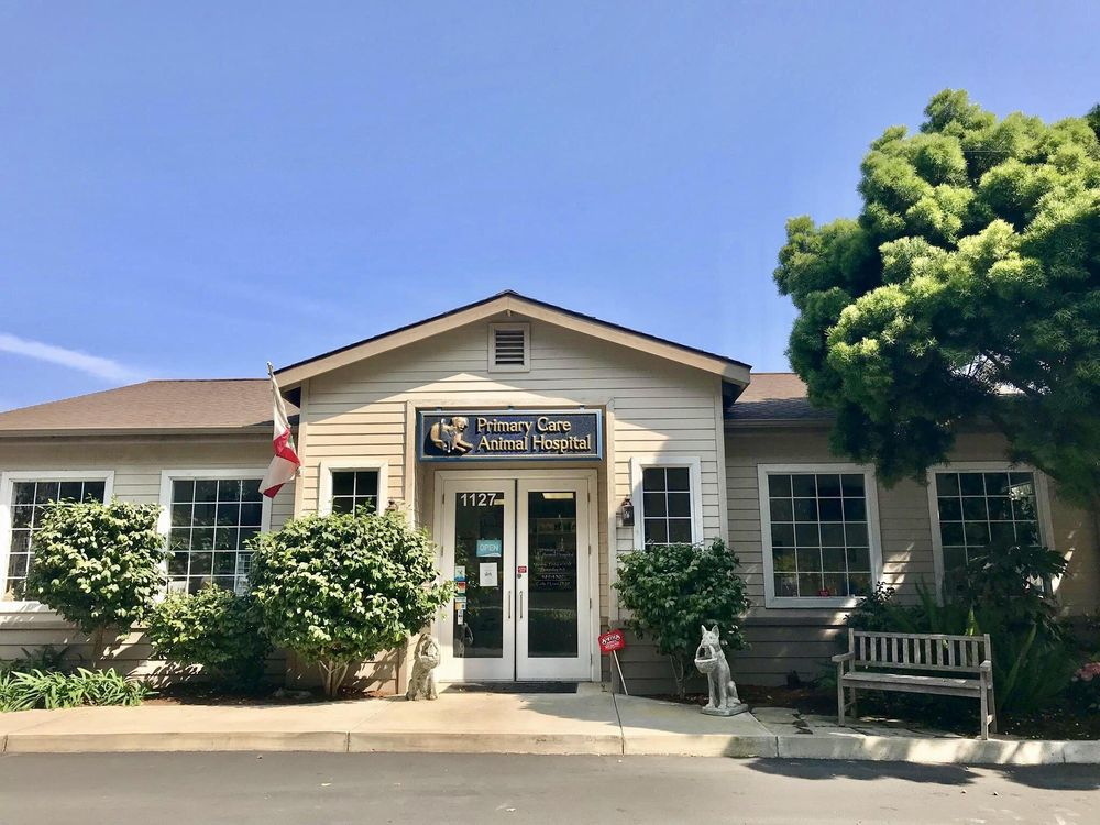 Primary Care Animal Hospital Inc: 1127 Mesa View Dr, Arroyo Grande, CA