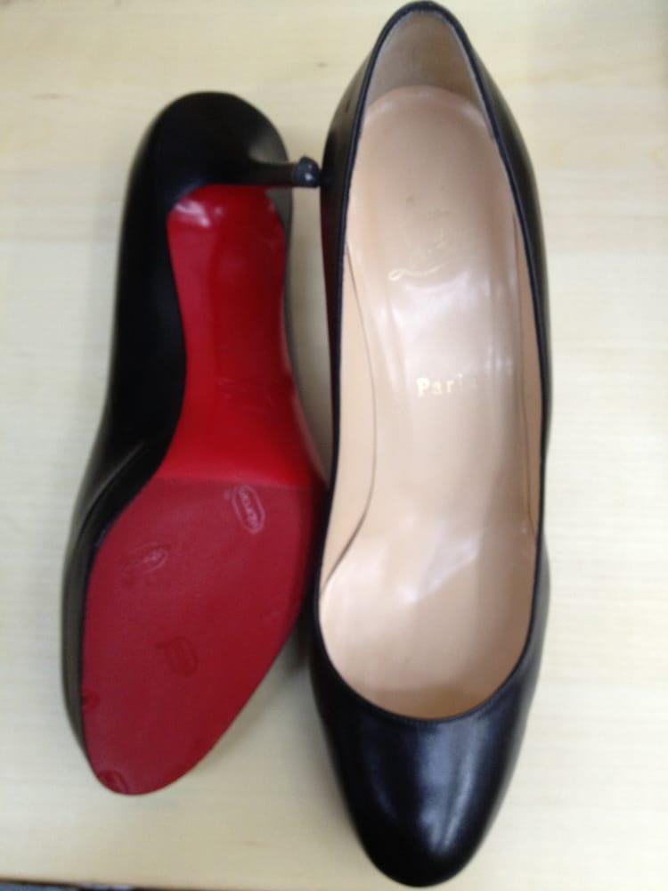 d45b2483cd18 christian louboutin shoe repair nyc