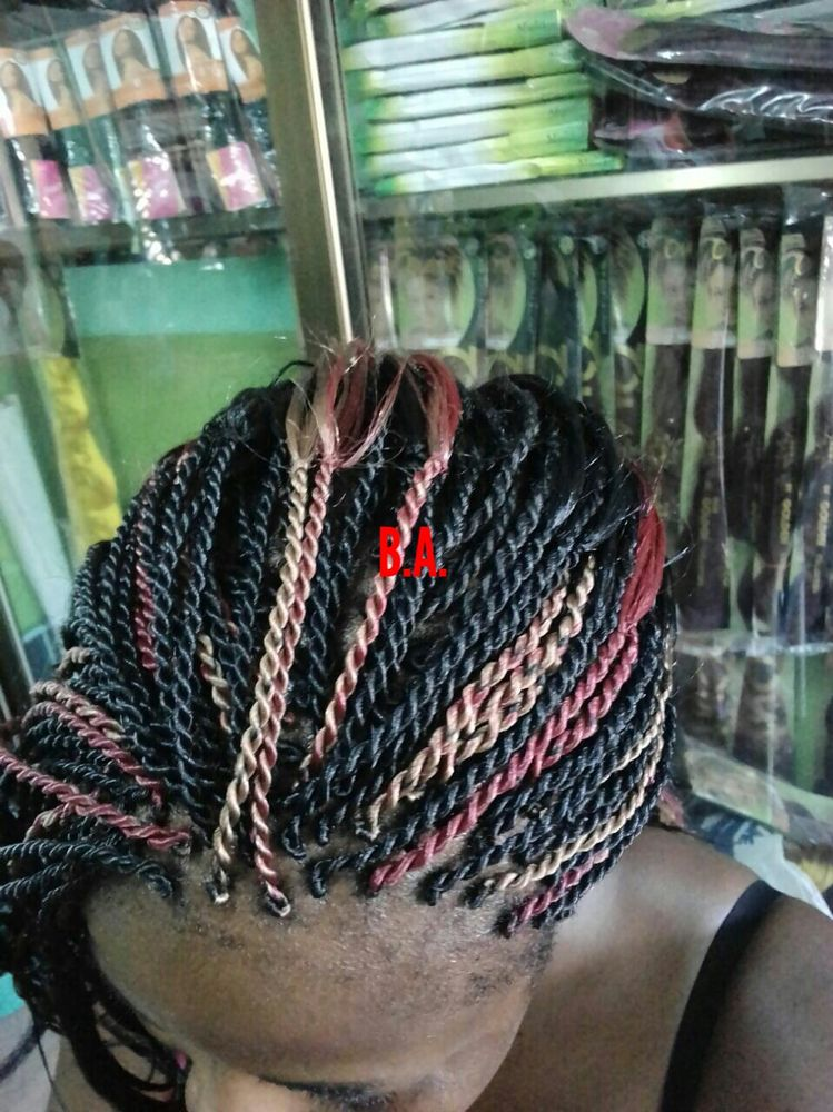 Photos for angie africa queen braids yelp for Angie s african cuisine