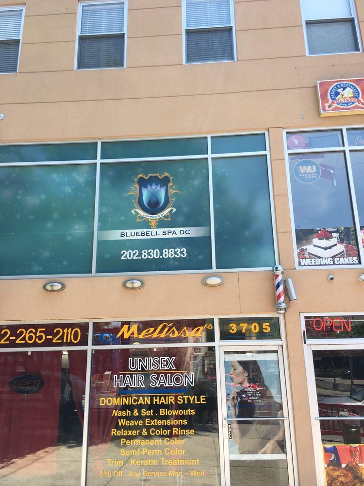 Bluebell spa dc spa 3705 14th st nw washington dc for 14th avenue salon