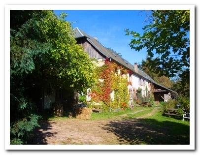 Ferme Lossow  Chambres DHtes En Alsace  Bed  Breakfast