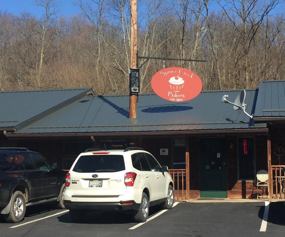 Spruce Creek Bakery: 5448 Isett Rd, Spruce Creek, PA