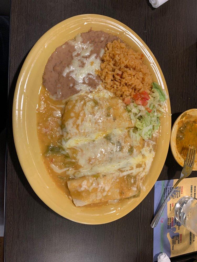 Las Palmas Mexican Restaurant: 2260 N Zaragoza Rd, El Paso, TX