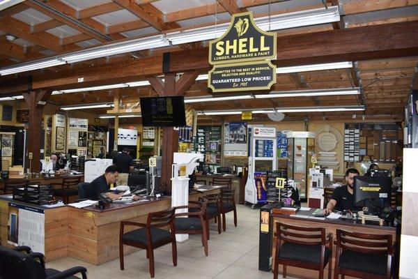 Shell Lumber Ace Hardware