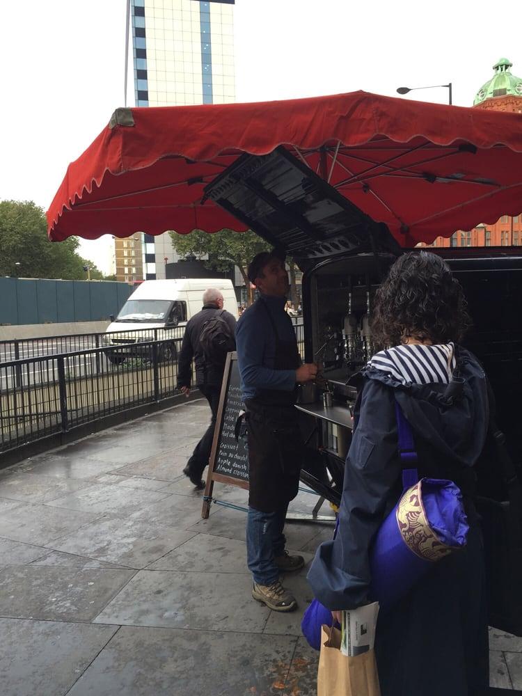 cafe igor - street vendors