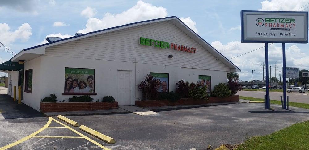 Benzer Pharmacy: 301 Havendale Blvd, Auburndale, FL