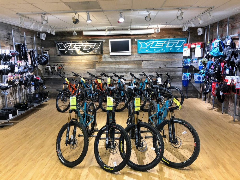 Wheat Ridge Cyclery: 7085 W 38th Ave, Wheat Ridge, CO