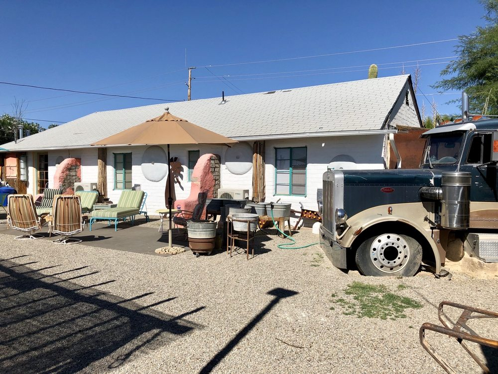 Westward Motel: 66915 Ave C, Salome, AZ