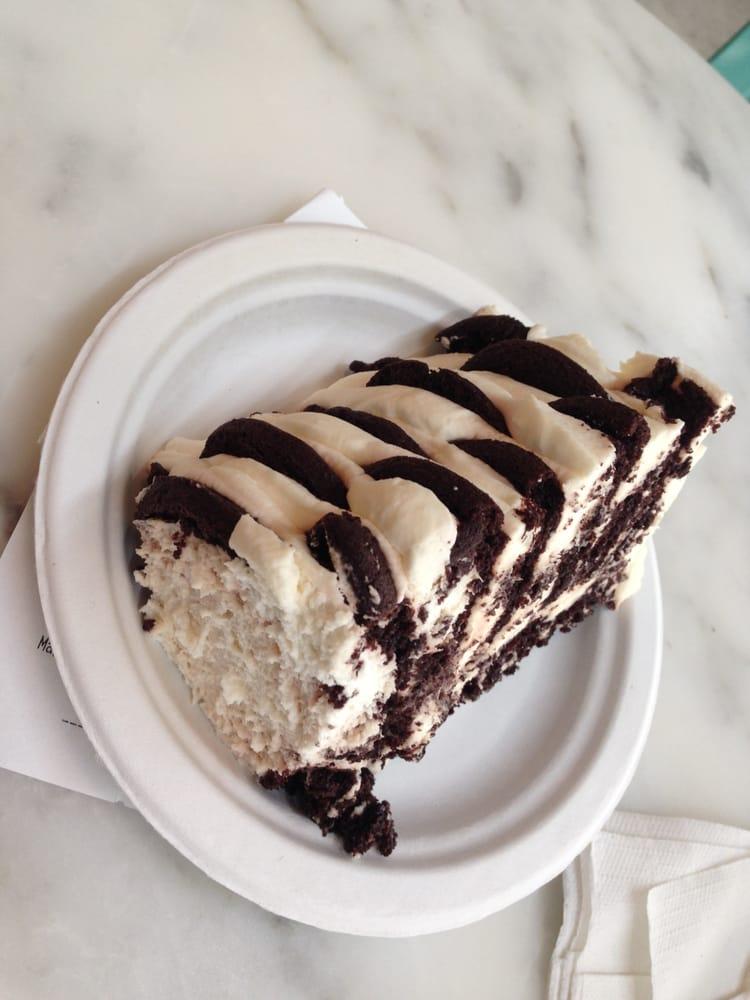 Classic Icebox Cake Slice - Yelp