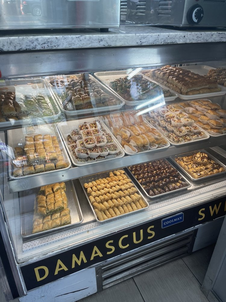 Damascus Sweets: 677 Morris Park Ave, The Bronx, NY