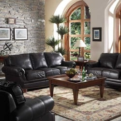 Photo Of Family Discount Furniture   Cary, NC, United States. Quality  Leather Sofas