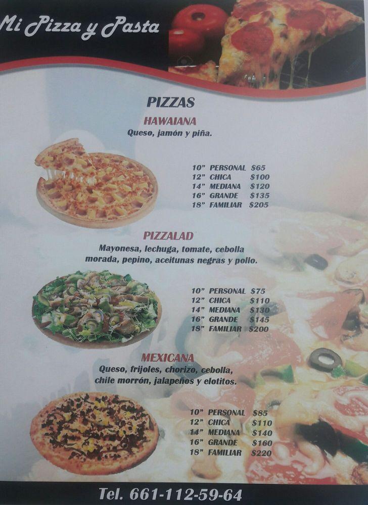 Mi Pizza y Pasta