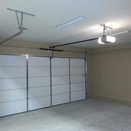 Q b garage doors 17 photos garage door services for 18x8 garage door