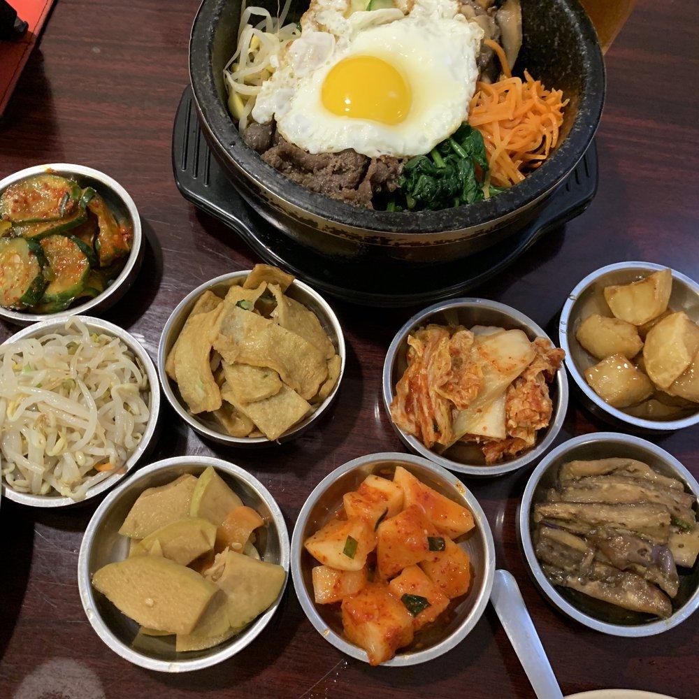 GangNam Korean Restaurant: 5161 Beach Blvd, Jacksonville, FL