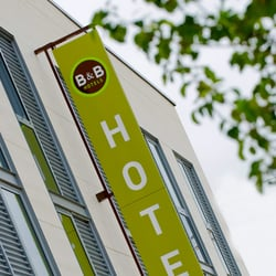 Hotel B And B Monplaisir