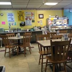 Photo Of Donut King Restaurant Ogdensburg Ny United States Dining Area