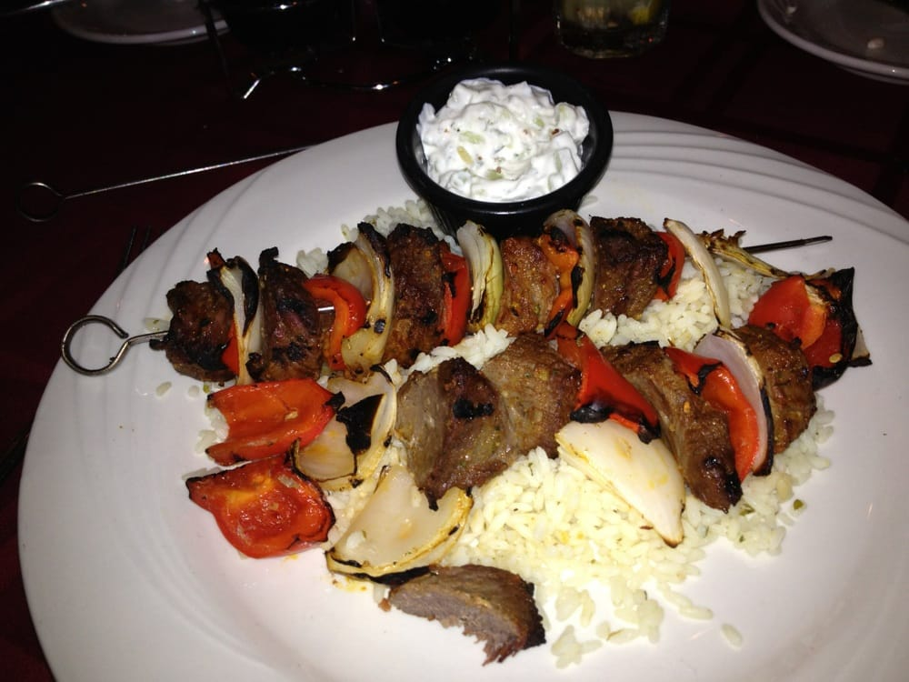 Bliss Mediterranean Restaurant Matawan Nj
