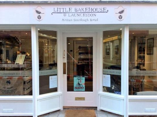P O For Little Bakehouse At Launceston