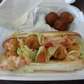 Maryland Crab Co Food Truck Menu