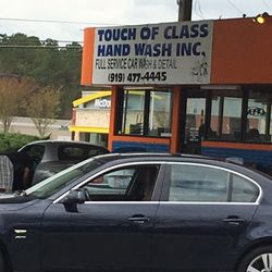 Touch of class hand wash closed auto detailing 5274 n roxboro photo of touch of class hand wash durham nc united states wait solutioingenieria Choice Image