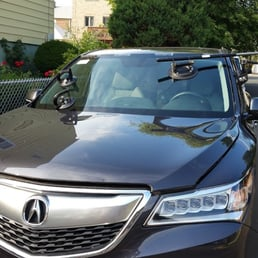 Photos For NJ New Auto Glass Yelp - Acura windshield replacement